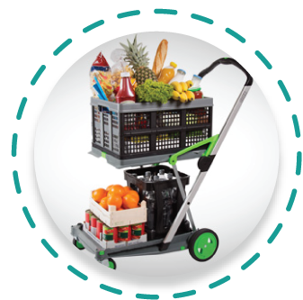 Grocery Carts For Apartments - Interior Design
