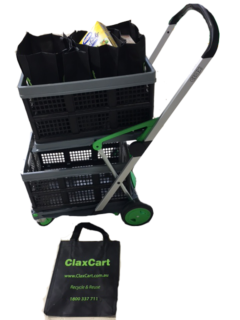 foldable shopping trolleys